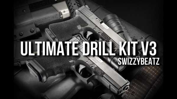 Ultimate Drill Kit v3  [FLP, MIDI, NEXUS EXPANSIONS, CHOPPED SAMPLES, WAVS]