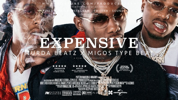 Murda Beats x Migos Type Beat - Expensive