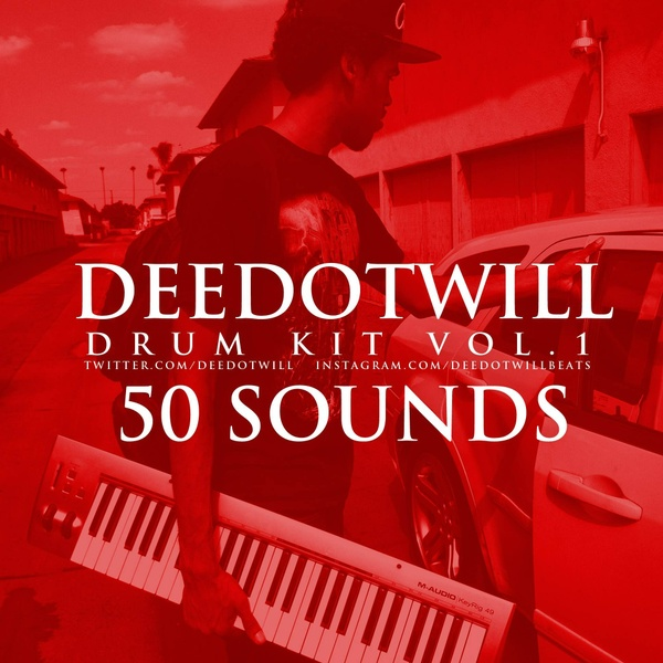 Deedotwill Drum Kit Vol. 1