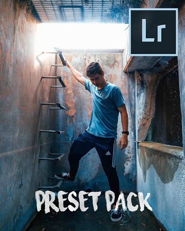 Ben Lincourt Preset Pack (8 PRESETS)