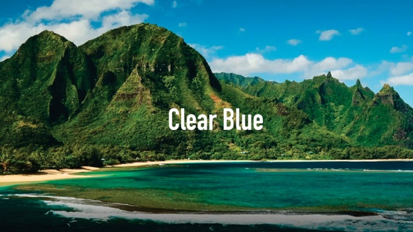 Clear Blue Video