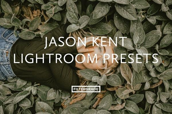 Filtergrade Jason Kent Lightroom Presets