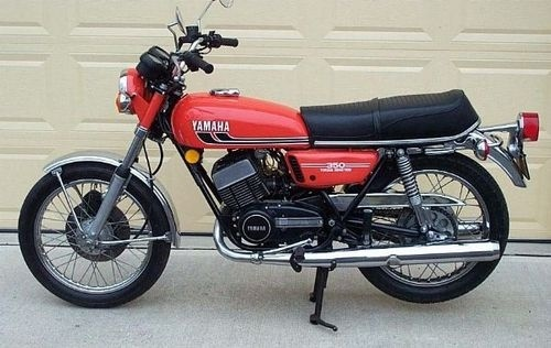 YAMAHA RD350 FII NII YPVS SERVICE REPAIR MANUAL