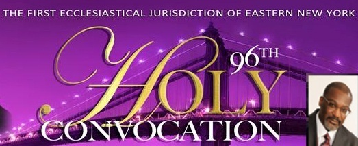 96th Holy Convocation speaker: Bishop F. Anthone White