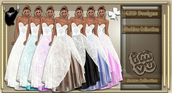 Amora Collection RESELL RIGHTS