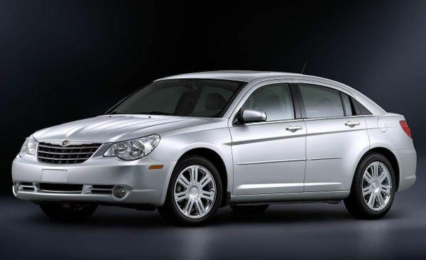 Chrysler & Dodge WIS (2008-2009)