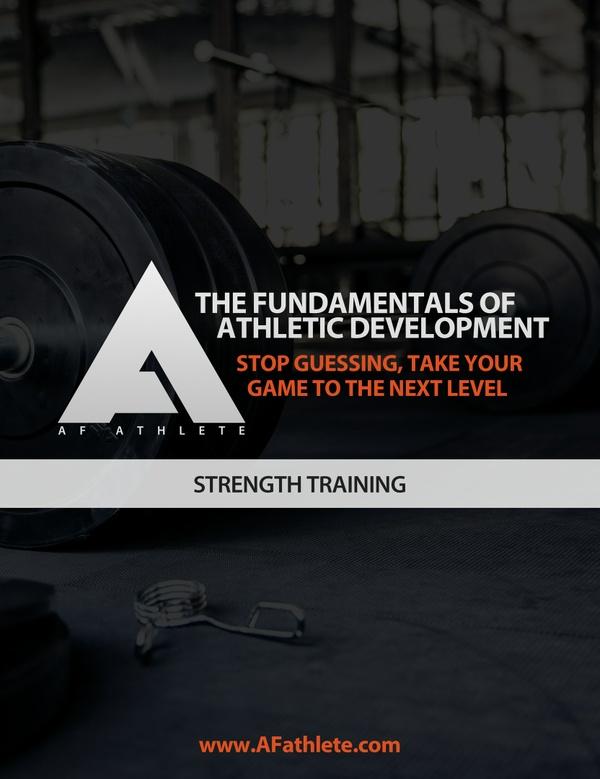 AFathlete - Strength training