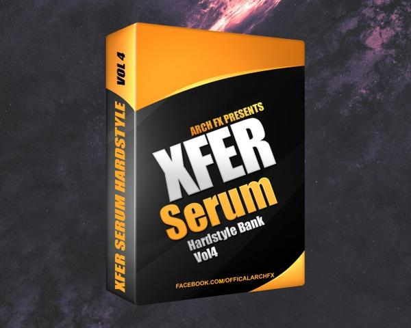 Arch FX - Xfer Serum Hardstyle Bank VOL.4