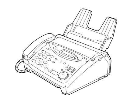 Panasonic KX-FP121AL,KX-FM131AL Compact Plain Paper FAX/Multi-Function Service Manual
