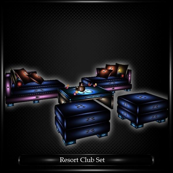 RESORT CLUB SET