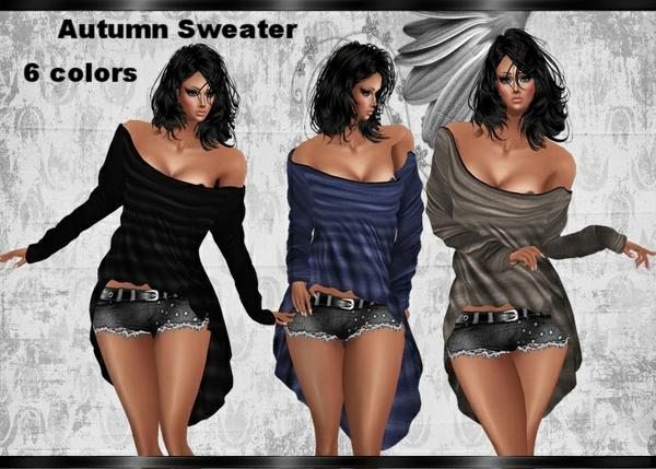 Autuman Jesen V3 Sweater