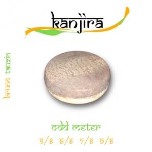 Kanjira Odd Meter - English