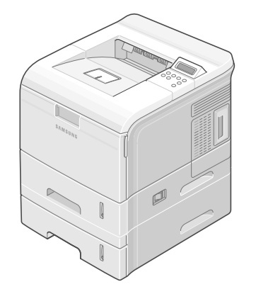 Samsung ML-3560 Series ML-3561N/XAA Laser Printer Service Repair Manual
