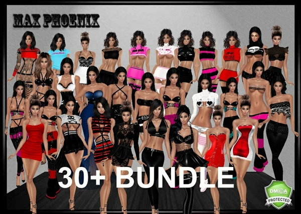 RESELLERS RIGHTS. 30+ Bundle and extra colors