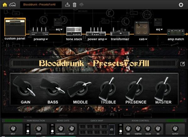 """""""Blooddrunk"""" Children Of Bodom BIAS Album Matched"""