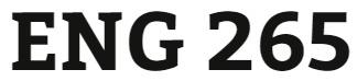 ENG 265 Week 2 Short Story Analysis Worksheet
