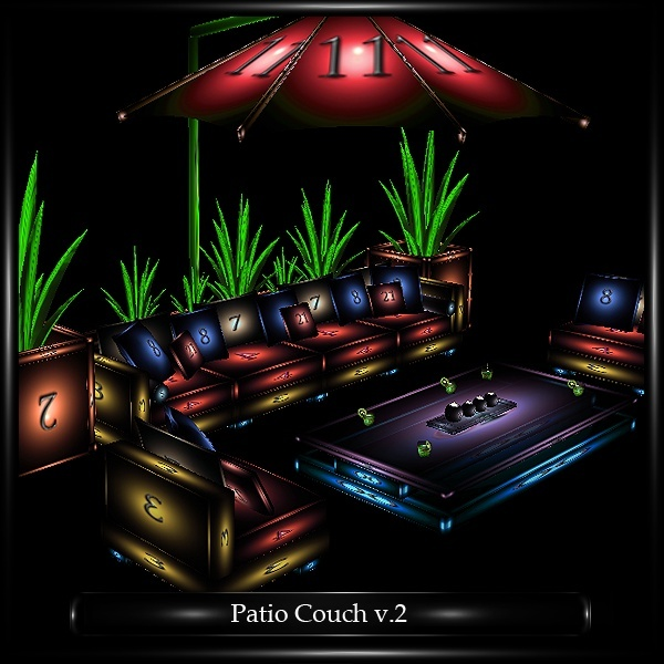 Patio Couch v.2