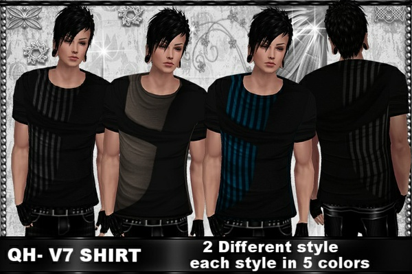 QH-V7 Duel Shirt