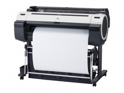 Canon imagePROGRAF iPF760, iPF750 series Large Format Printer Service Repair Manual