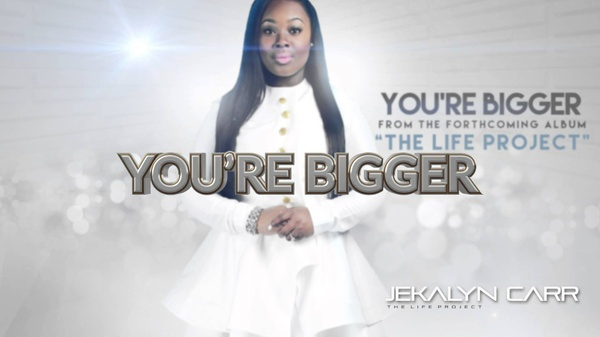 HOW TO PLAY | YOU'RE BIGGER | JEKALYN CARR