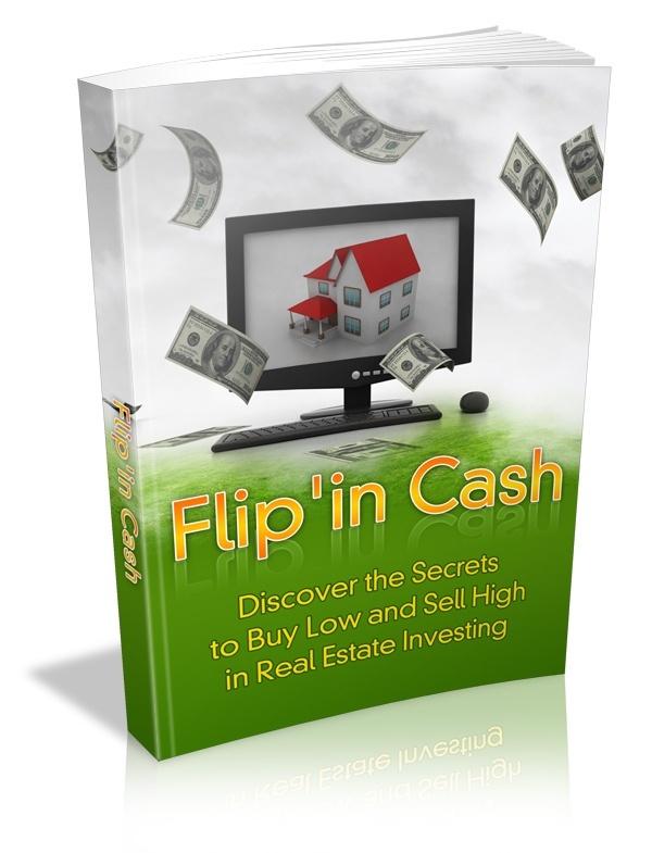 Flip 'in Cash: Real Estate Investing for Beginners (ebook)