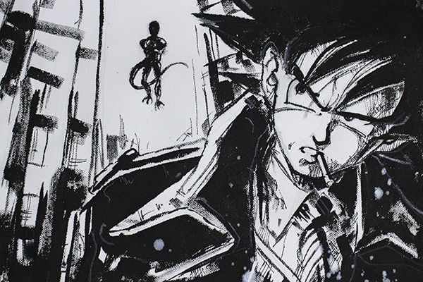 Goku Noir (Boban Pesov)
