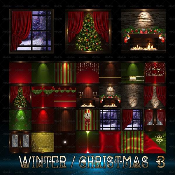 Winter-Christmas 3