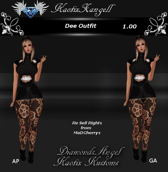 Dee Outfit
