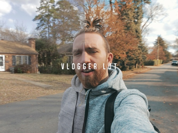 Vlogger LUT