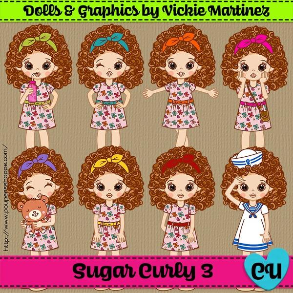 Sugar Curly 3
