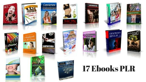 Super Pack 17 Ebooks PLR