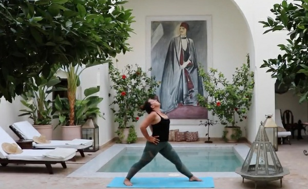 Hatha Yoga class - 30 min