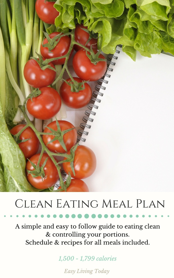 21 Day Meal Plan (1,500-1,799 Calories)