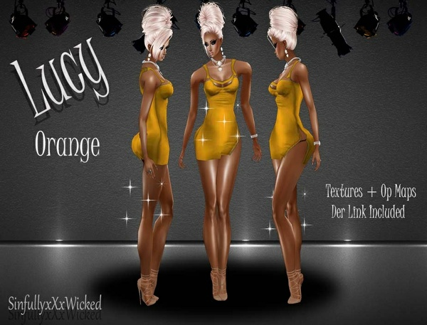 Lucy Orange