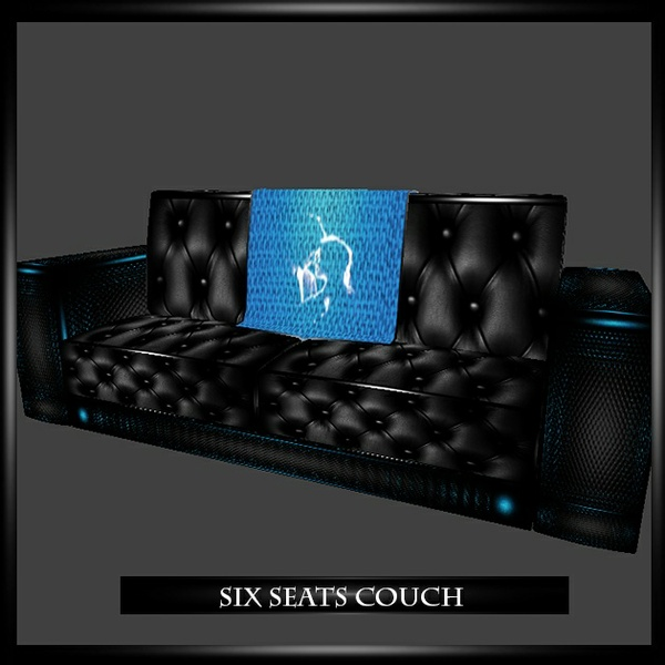 Six Seats Couch