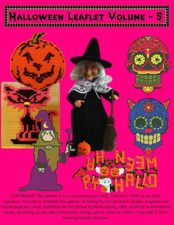 L-23 Halloween Leaflet Volume 5