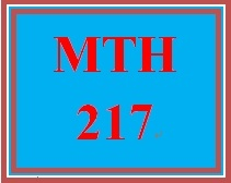 MTH 217 Week 3 Political Polls Scenario