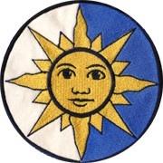 "Atenveldt Populace Badge 2"" PES"