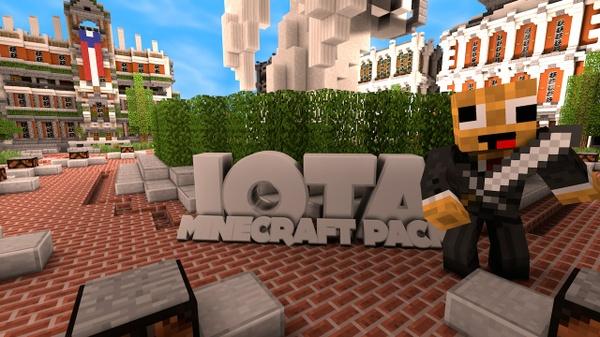 Iota's Minecraft Pack!