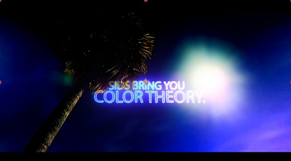 Color Theory. #SynERC (Project W/Clips And Cines!)