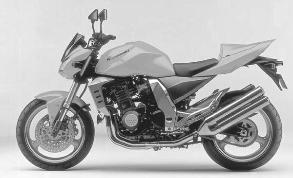 2003-2004 Kawasaki Z1000 Service Repair Manual Download