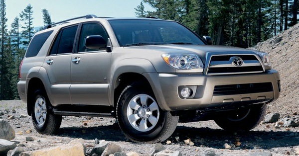 2007 Toyota 4Runner OEM Factory Service and Repair Manual (PDF)