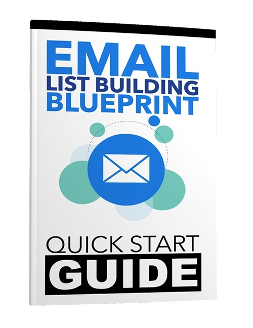 Email List Building Blueprint - Best Quick Start Ebook / Tutorial / How-To - Cheap but Effective!