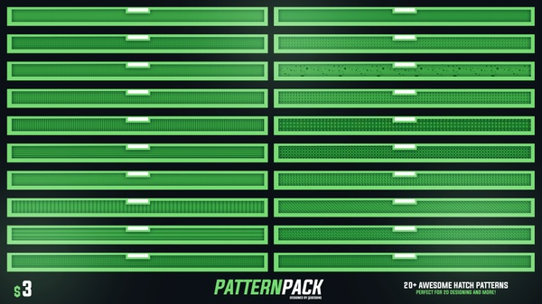 Sesohq's Pattern Pack