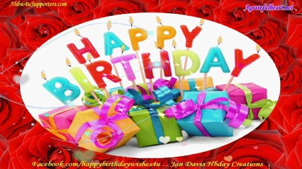 Happy Birthday Gif #19