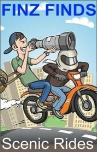 Miami To Daytona Scenic Motorcycle Ride Map