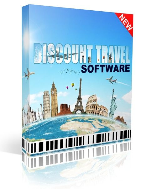 Discount Travel Software PLR