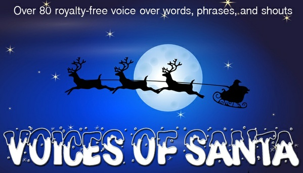 SANTA CLAUS VOICES - Royalty-Free Sound Effects