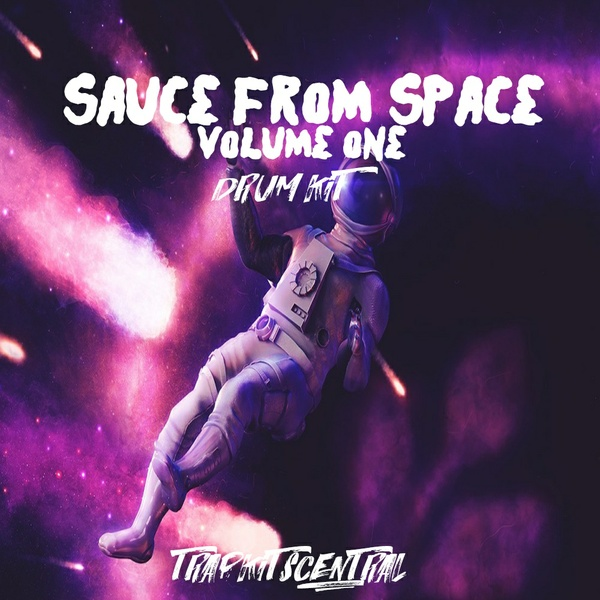 Sauce From Space Drum Kit Vol One
