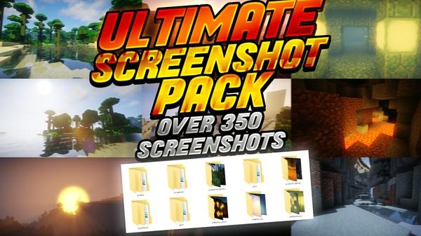 ULTIMATE SCREENSHOT PACK [350+ Screenshots]